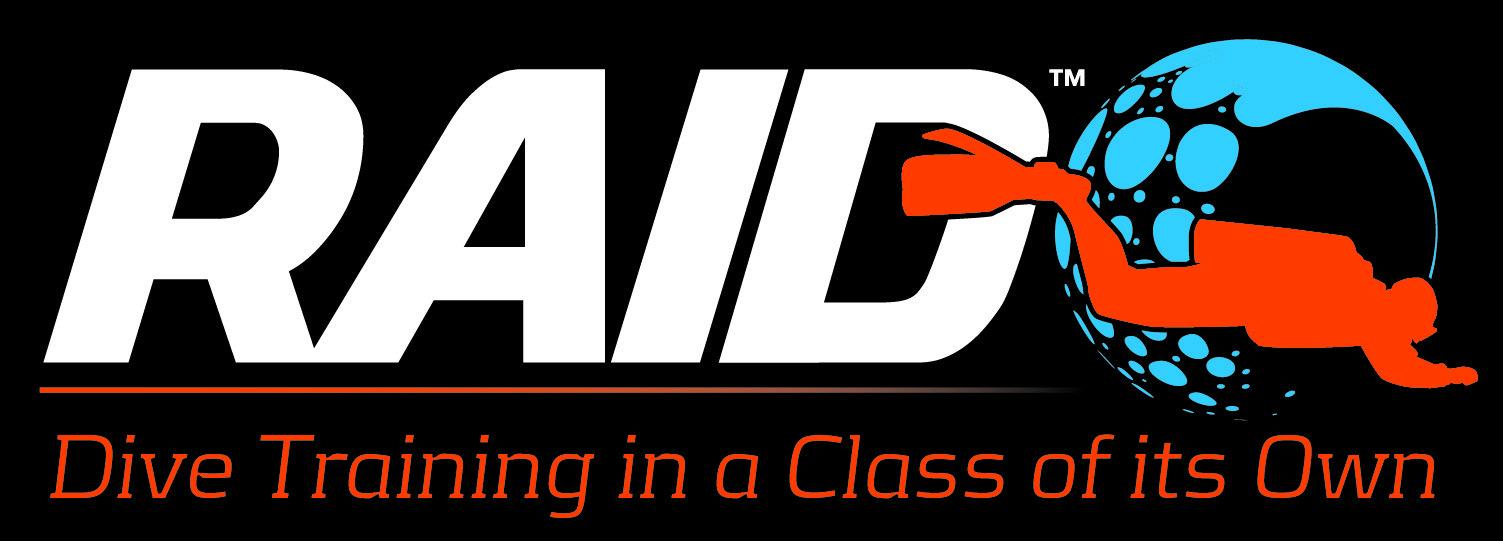agencia de buceo RAID