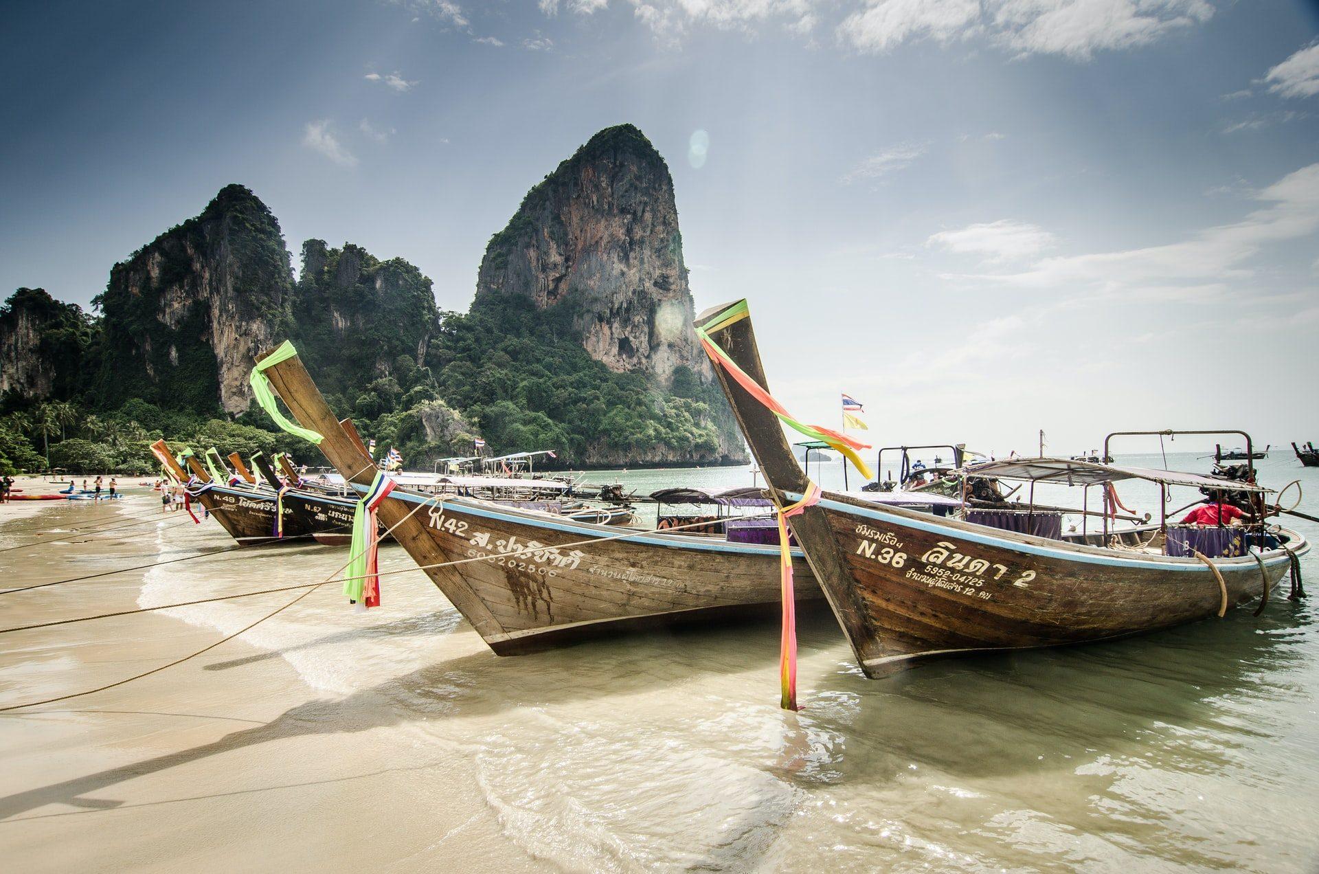 krabi barcos