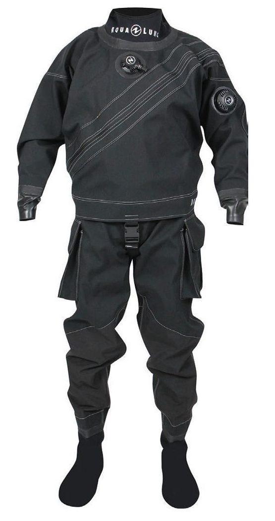 elegir traje de buceo, traje seco