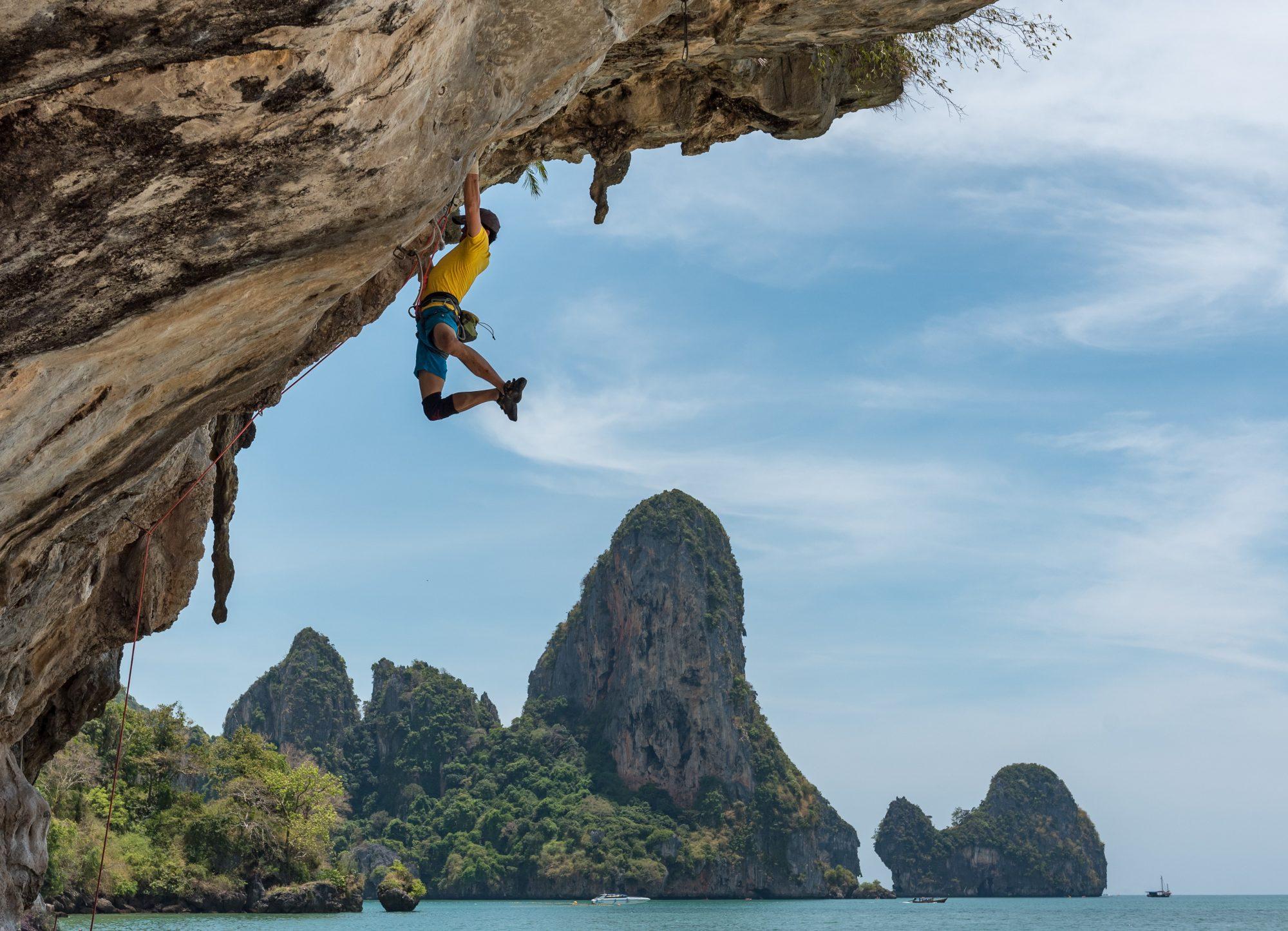 buceo en krabi, escalar en tonsai
