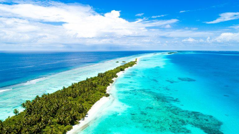 buceo con mantas en maldivas