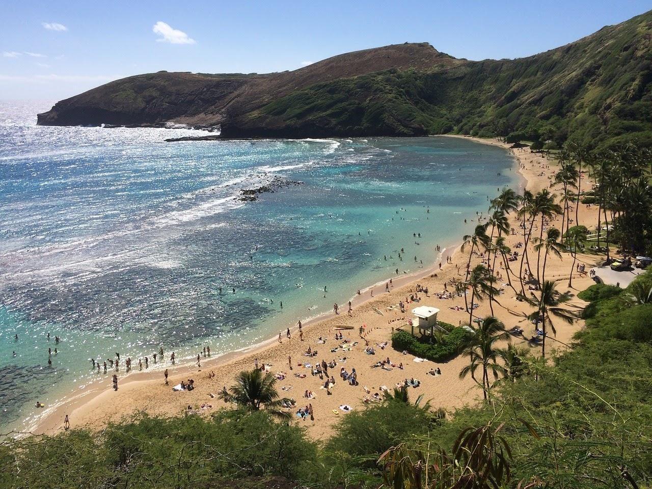 crema solar, hawai