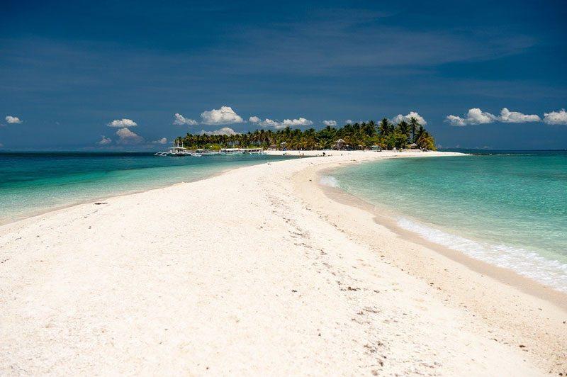 malapacua buceo Kalanggaman Island
